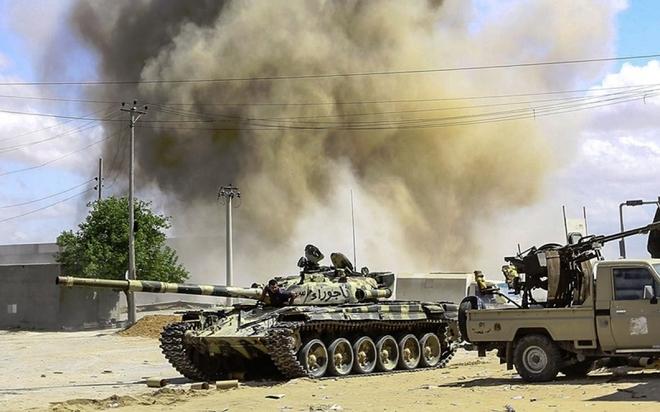 HĐBA Liên Hợp Quốc phê chuẩn lệnh ngừng bắn vĩnh viễn tại Libya – câu chuyện đằng sau - ảnh 5