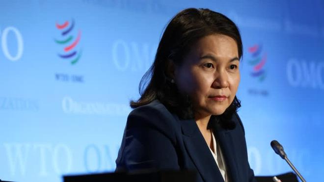 Nắm chắc phần thắng, ứng viên Tổng giám đốc WTO vẫn bị Mỹ chặn vì lo ngại Trung Quốc - Ảnh 1.