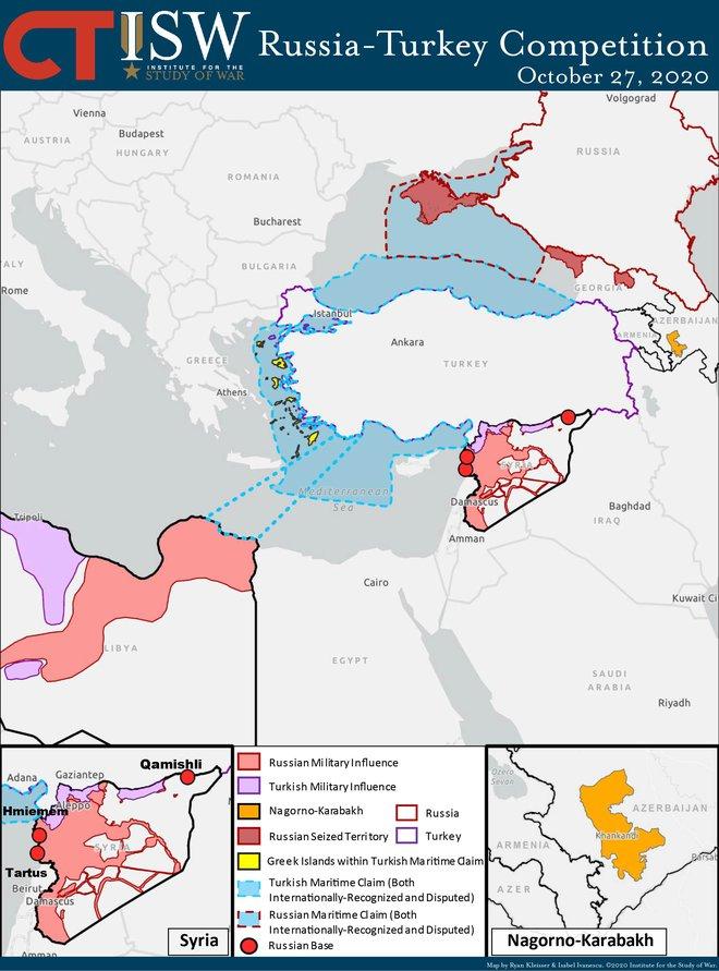 Bị Nga ra đòn trừng phạt, Thổ dương đông ở Syria nhưng sẽ kích tây ở điểm nóng này? - Ảnh 8.