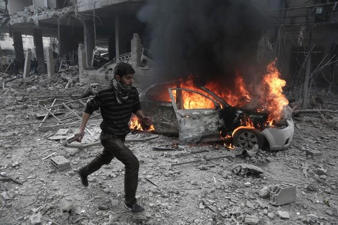 Sau 5 năm chinh chiến ở Syria, Nga thành công hay thất bại? - Ảnh 1.