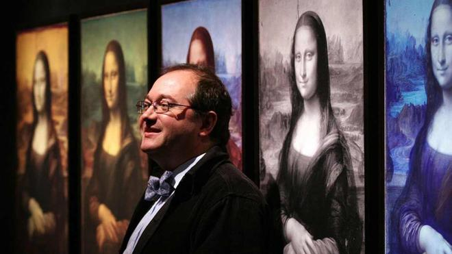 Phát hiện kinh ngạc trong bức họa Mona Lisa của Da Vinci: 16 năm không ai tìm ra! - Ảnh 2.