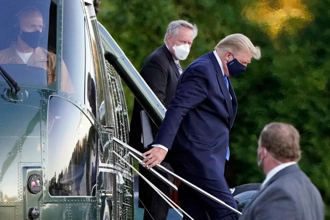 Ông Trump mắc Covid-19: Đòn thù sẽ giáng vào Bắc Kinh và dấu hiệu Trung Quốc đang lo lắng - Ảnh 1.
