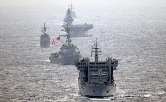 Liên minh châu Á chống lại Trung Quốc hiện hình: Viễn cảnh