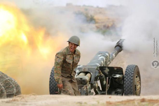 Cơn ác mộng của Thổ Nhĩ Kỳ: Bị Nga trừng trị vì can dự vào chiến sự Armenia-Azerbaijan! - Ảnh 1.