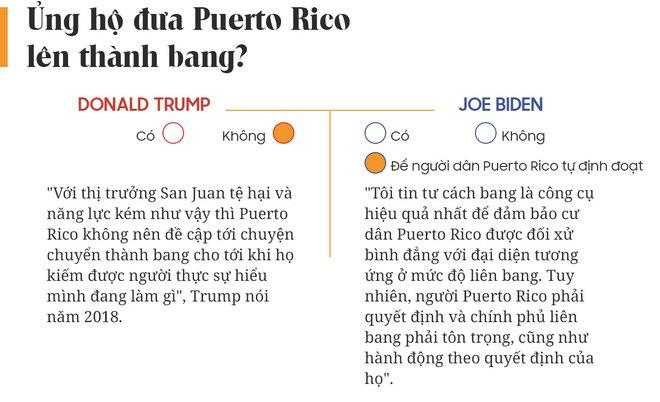 Yes or No: Cuộc chiến về chính sách giữa Donald Trump và Joe Biden - Ảnh 15.