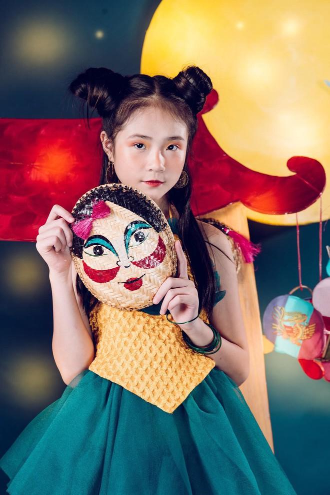 Mẫu nhí Phan Trang Anh xinh đẹp, cá tính - Ảnh 3.