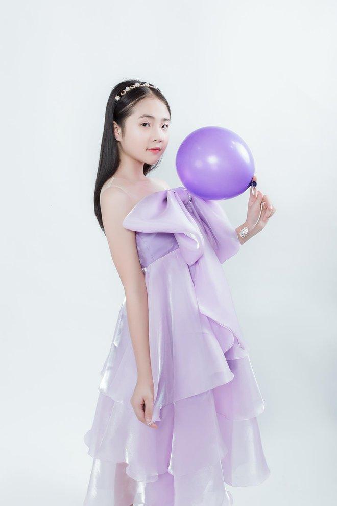 Mẫu nhí Phan Trang Anh xinh đẹp, cá tính - Ảnh 5.