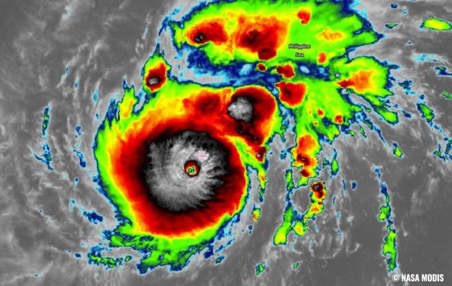 Song bão bùng nổ Tây Thái Bình Dương: Dự báo, xuất hiện siêu bão Cấp 5, sau khi suy yếu sẽ hồi sinh sức mạnh đi vào Biển Đông - Ảnh 2.