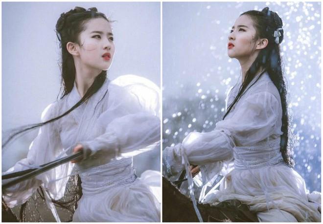 Sự thật về cảnh quay nhạy cảm bị cắt của Lưu Diệc Phi trong 'Thần Điêu Đại Hiệp' - Ảnh 2.