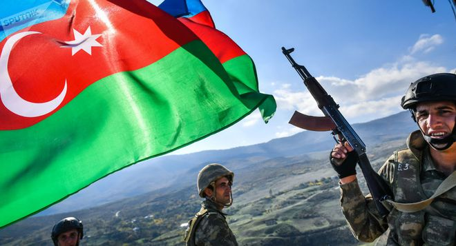 Trận tử chiến giữa Armenia và Azerbaijan ở Karabakh đã bắt đầu: Ai sẽ thắng ai? - Ảnh 5.