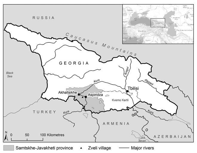 Khám phá đơn vị đặc biệt của phía Armenia: Xung trận ở Karabakh và án tù ở Gruzia? - Ảnh 5.