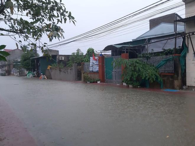 Mưa lớn, thủy điện đồng loạt xả lũ, hàng ngàn nhà dân ở Nghệ An bị ngập sâu - Ảnh 3.