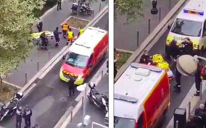 Pháp rùng mình với vụ tấn công, chặt đầu mới