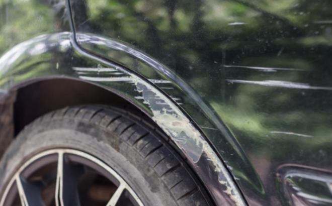 Mẹo xử lý vết trầy xước đơn giản tại nhà cho xe ôtô