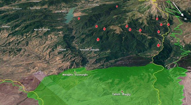 Báo Nga: Azerbaijan sử dụng vũ khí cấm tấn công lực lượng Armenia - Thổ muốn độc chiếm Idlib, Nga ra tối hậu thư - Ảnh 1.