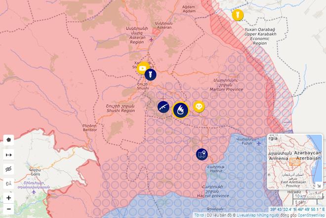 Báo Nga: Azerbaijan sử dụng vũ khí cấm tấn công lực lượng Armenia - Thổ muốn độc chiếm Idlib, Nga ra tối hậu thư - Ảnh 3.