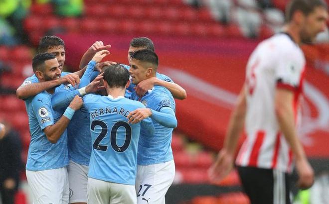 Trò cưng lập siêu phẩm, Pep thở phào với trận thắng nhọc của Man City trước đội nhóm cuối