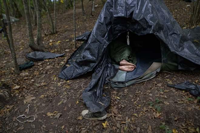 7 ngày qua ảnh: Voi hoang dã kiếm ăn tại bãi rác vì cạn đất sống - Ảnh 9.