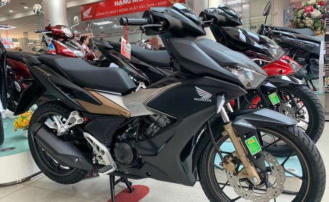 Thị trường xe máy sôi động dần về cuối năm? - Ảnh 2.