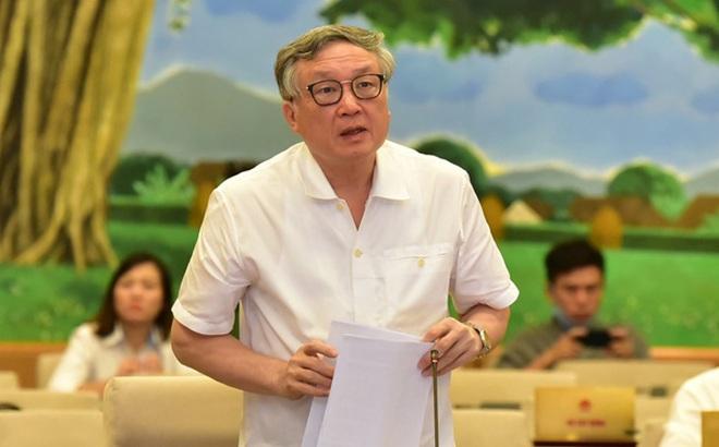 Chánh án Nguyễn Hòa Bình lý giải nhiều vụ án chưa làm rõ bản chất hành vi tham nhũng, hối lộ