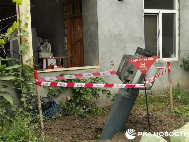 Avia.pro: Armenia bắn tên lửa Iskander, TT Azerbaijan ngay lập tức yêu cầu đàm phán? - Ảnh 1.
