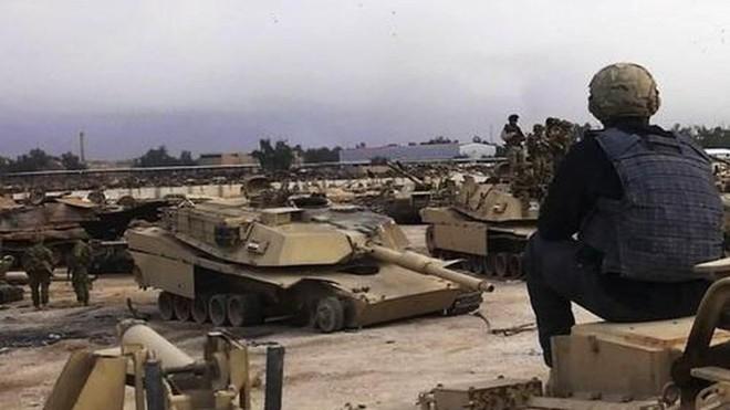 Từ Syria tới xung đột Armenia-Azerbaijan: Xe tăng T-90 cực lì lợm, nắm đấm thép vô địch - Ảnh 1.