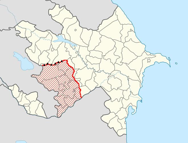 Cơ sở chiến lược, thủ đô Baku bị tập kích, Armenia quyết dìm Azerbaijan trong biển lửa? - Ảnh 1.
