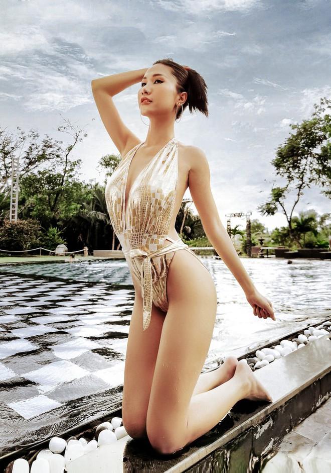 Hai hotgirl hàng không lọt Bán kết Hoa hậu Việt Nam 2020 - Ảnh 4.