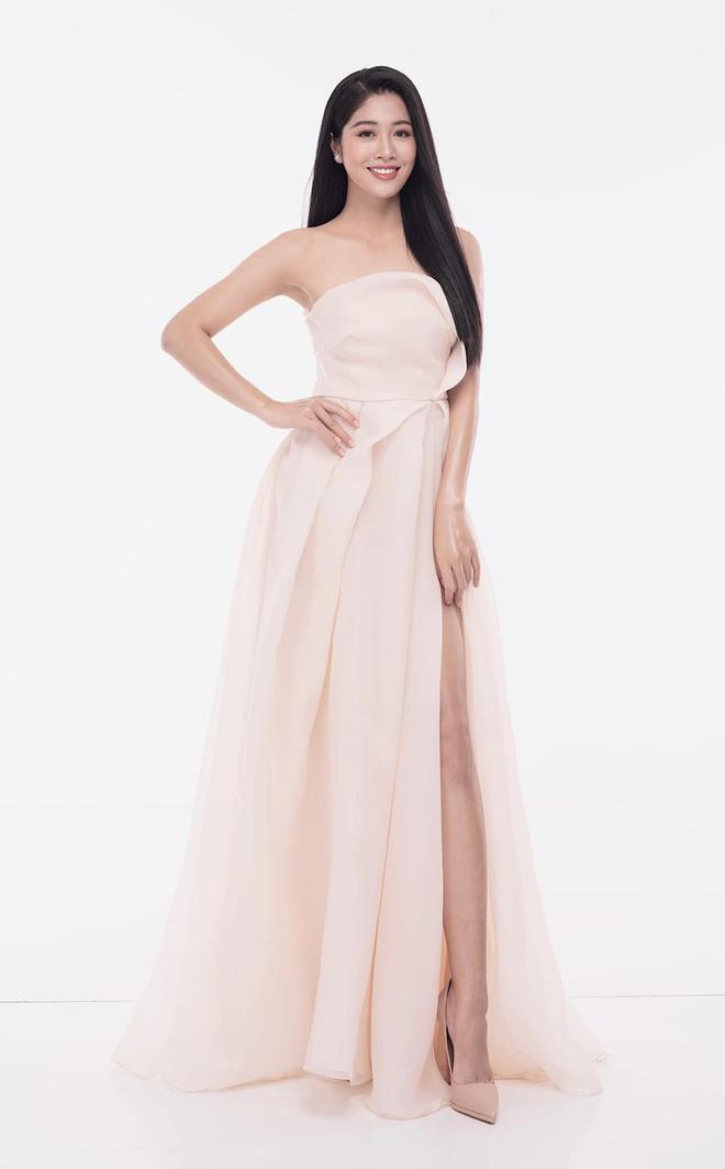 Hai hotgirl hàng không lọt Bán kết Hoa hậu Việt Nam 2020 - Ảnh 5.