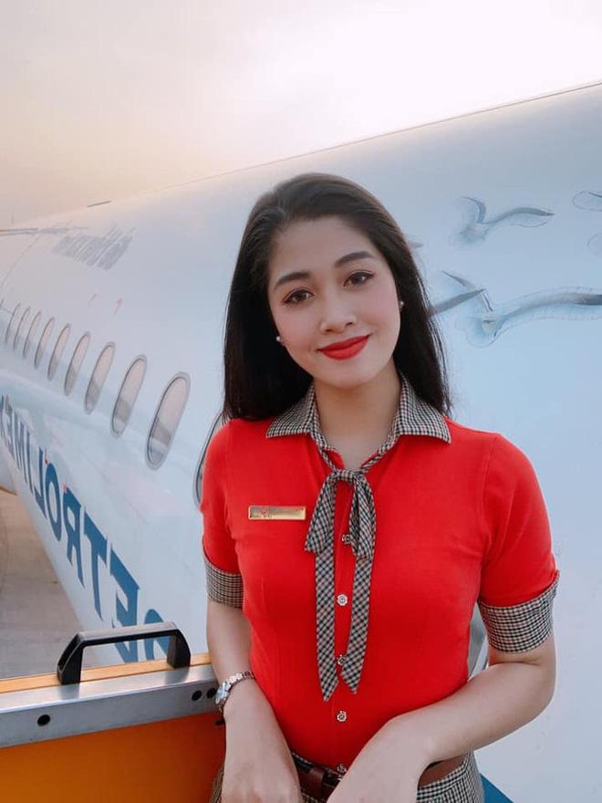 Hai hotgirl hàng không lọt Bán kết Hoa hậu Việt Nam 2020 - Ảnh 8.