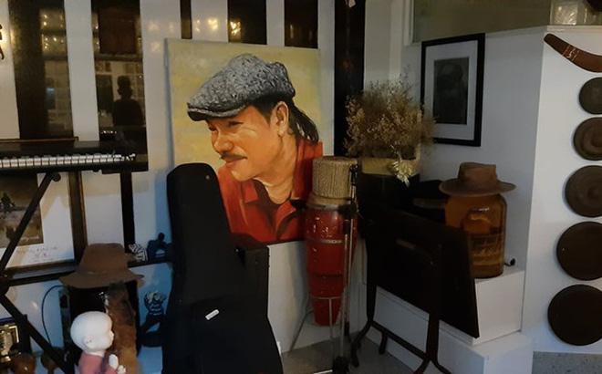 Không gian sống tuyệt đẹp của nhạc sĩ Trần Tiến ở Vũng Tàu