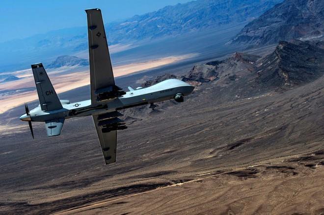 Trung Quốc cay đắng thừa nhận: Không thể chống trả UAV MQ-9 Reaper Mỹ! - Ảnh 1.