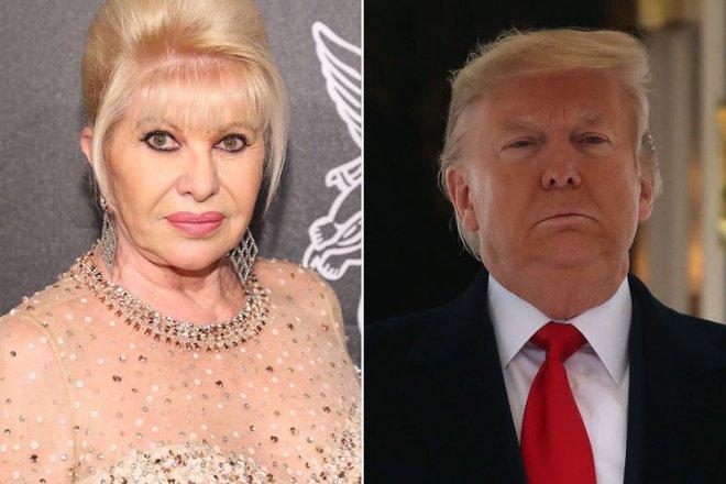 Vợ cũ Tổng thống Trump: Ông ấy chưa từng nghĩ mình sẽ mắc COVID-19 - Ảnh 1.