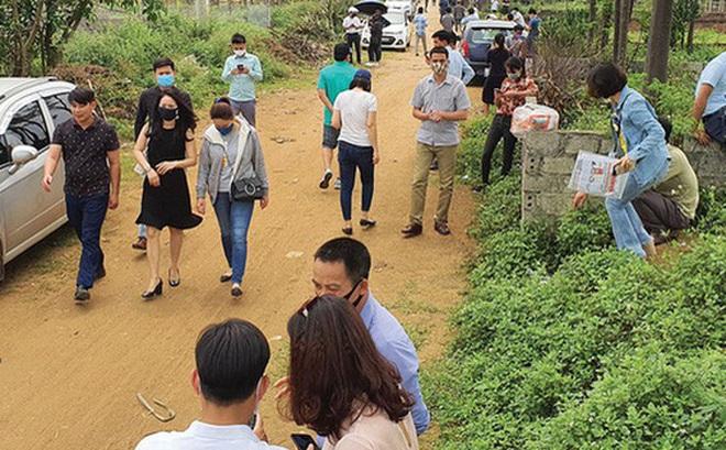 Đất làng quê vùng ven Hà Nội, TP.HCM bỗng nhiên tăng giá