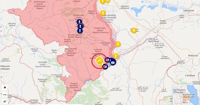 Chiến sự Azerbaijan-Armenia ác liệt: Azerbaijan bắt sống, thu giữ lượng vũ khí khổng lồ - Nga bất ngờ bị đe dọa - Ảnh 1.