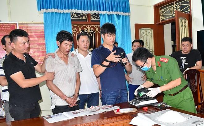 Bắt giữ 3 kg ma tuý đá, 6.000 viên ma tuý tổng hợp vận chuyển ra Hà Nội