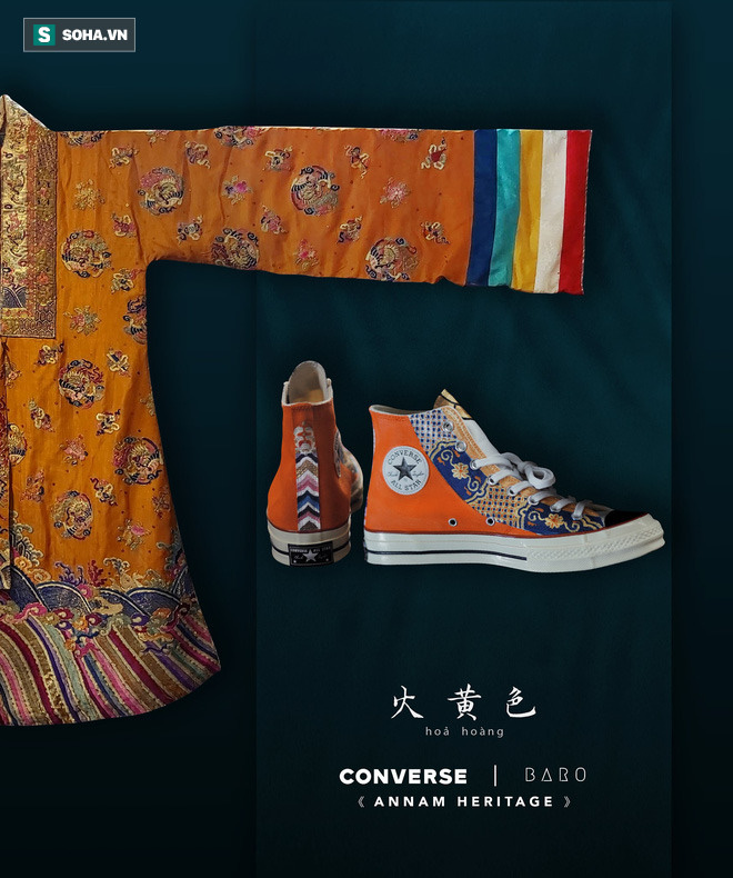 Mua giày Converse nổi tiếng của nước ngoài, vẽ thêm hoa văn Việt Nam, chàng trai bán giá 15 triệu đồng/đôi - Ảnh 12.