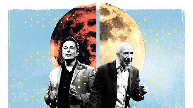 Lưu Bang Musk và Hạng Vũ Bezos: Tân Hán Sở tranh hùng cam go ngay trên đất Mỹ? - Ảnh 11.
