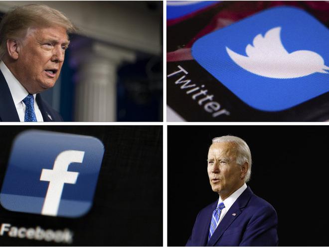 Truyền thông trong bầu cử Mỹ: Xoay như chong chóng, viết mãi không hết bài và cuộc chiến với fake news - Ảnh 2.