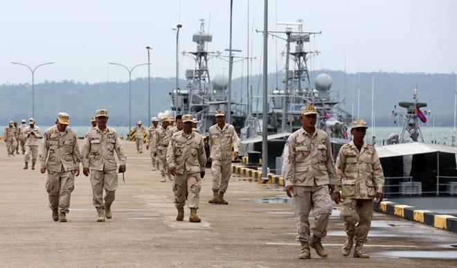Mỹ nghi Campuchia phá cơ sở tại cảng chiến lược vì TQ: Ông Hun Sen lên tiếng làm rõ một lần và mãi mãi - Ảnh 2.