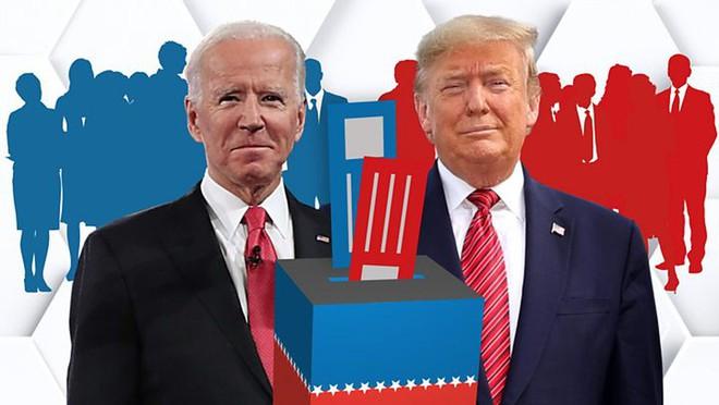 Truyền thông trong bầu cử Mỹ: Xoay như chong chóng, viết mãi không hết bài và cuộc chiến với fake news - Ảnh 5.
