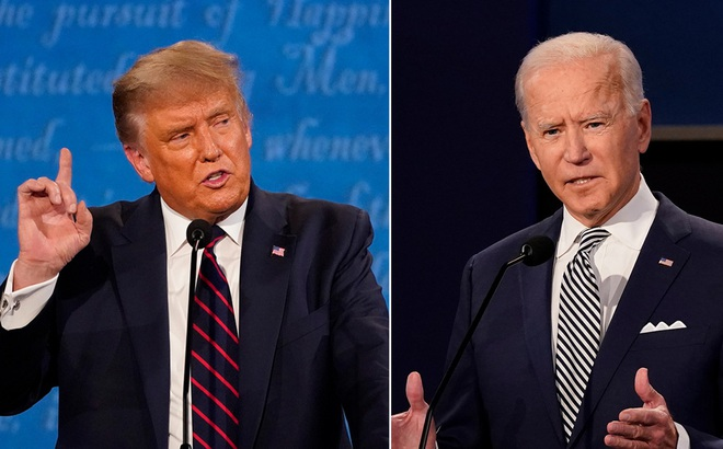 Khảo sát đại cử tri: Ông Joe Biden lần đầu vượt ngưỡng 270 phiếu