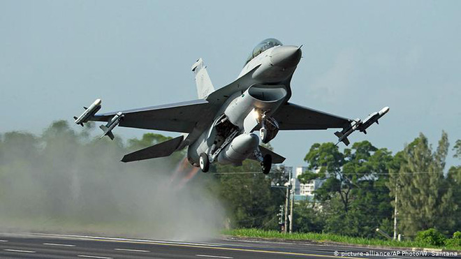 Đài Loan thừa nhận áp lực khủng, hé lộ số tiền không quân PLA đã ngốn của đảo: Mỹ nói chưa đủ - Ảnh 3.