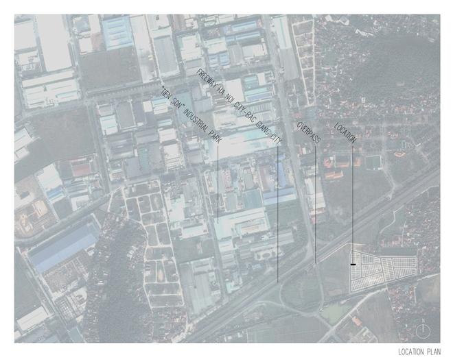 Có gì trong ngôi nhà nằm ở khu đất nhỏ hẹp, ồn ào và khói bụi tại Bắc Ninh vừa lên báo Mỹ? - Ảnh 2.