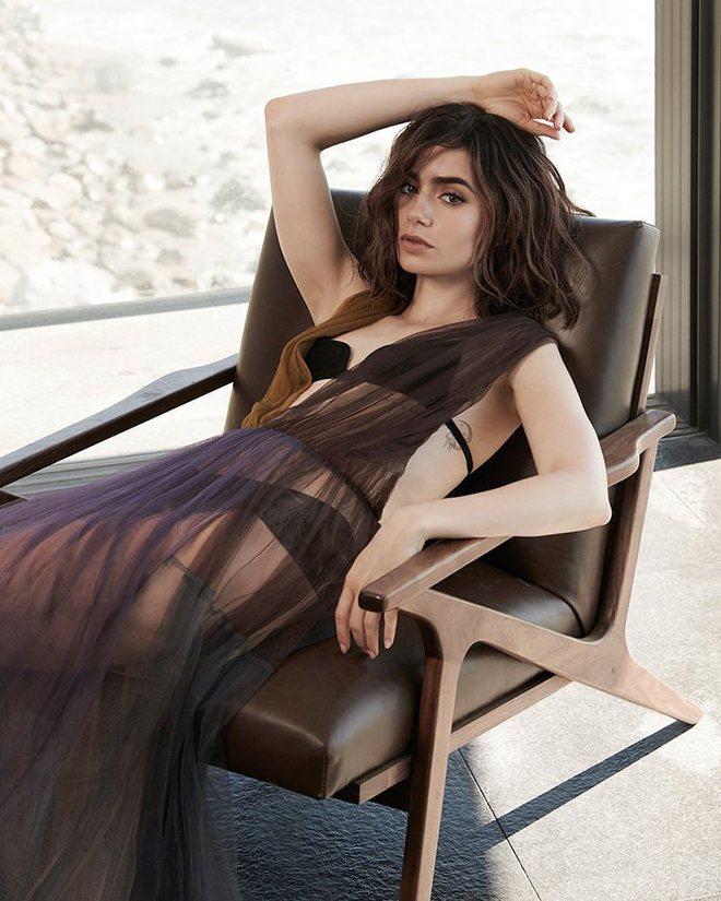 Vẻ đẹp rực rỡ, gây mê mẩn của của Công chúa Hollywood Lily Collins - Ảnh 10.