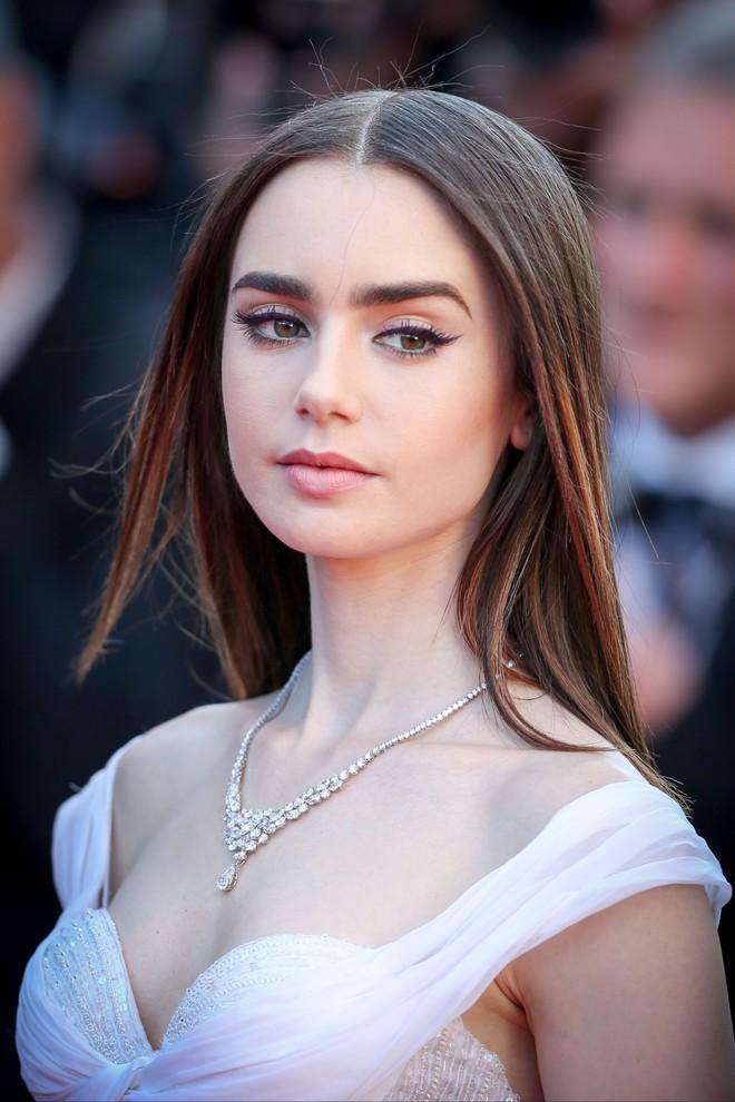 Vẻ đẹp rực rỡ, gây mê mẩn của của Công chúa Hollywood Lily Collins - Ảnh 6.