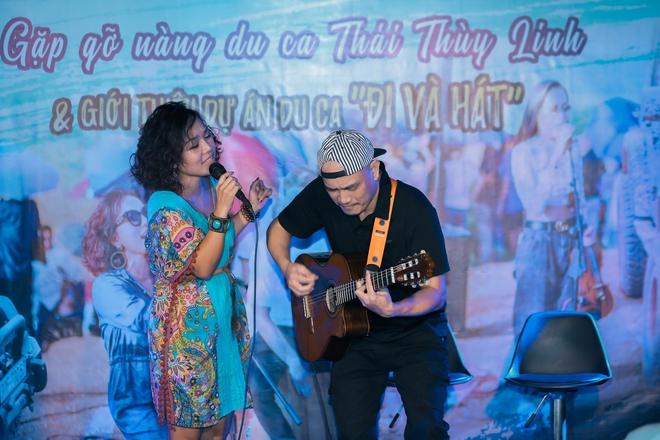Thái Thùy Linh mất 3 năm cho Du ca - đi và hát - Ảnh 2.
