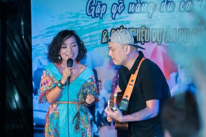 Thái Thùy Linh mất 3 năm cho Du ca - đi và hát - Ảnh 3.