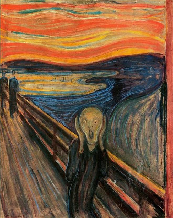 Khám phá tính cách qua những bức họa nổi tiếng thế giới - Bạn thích bức tranh số mấy? - Ảnh 2.