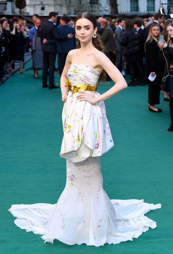 Vẻ đẹp rực rỡ, gây mê mẩn của của Công chúa Hollywood Lily Collins - Ảnh 7.